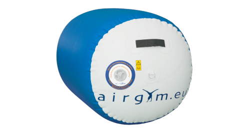 Air Barrel with cradles
